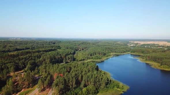 Thumbnail for Three Lakes In The Town Of Gorodok