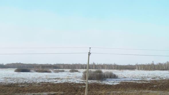 Thumbnail for Siberian Spring Landscape