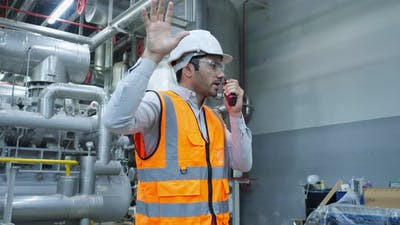 Engineer communication