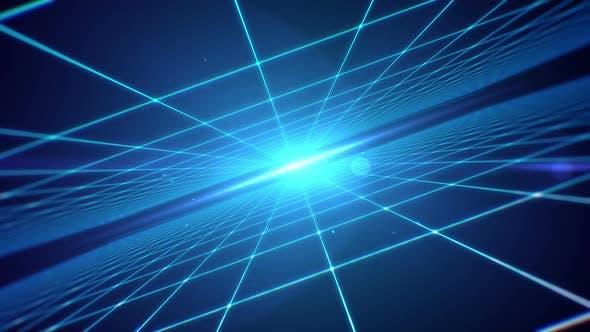 Futuristic Virtual Background