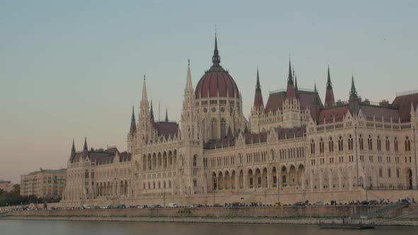 Thumbnail for Building Of Hungarian Parliament Budapest