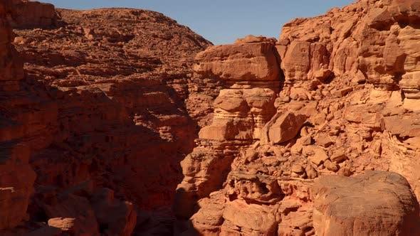 Thumbnail for Canyon Among the Desert Rocks