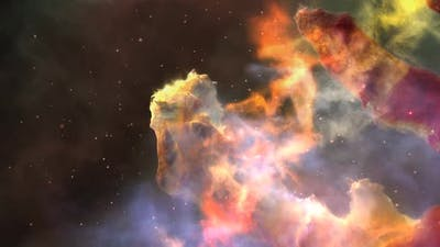 Space Nebulae