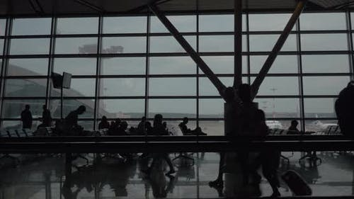Lounge at Vnukovo Airport