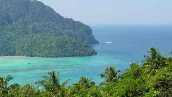 Cover Image for Phi-Phi Island, Krabi Province, Thailand,
