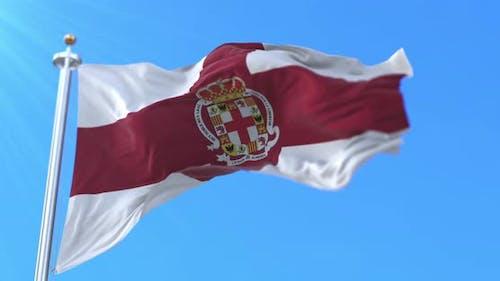 Almeria Flag, Spanien