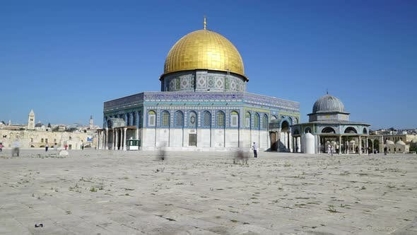Thumbnail for Dome of the Rock, Jerusalem Israel