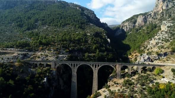 Thumbnail for Historic Railway Stone Arch Bridge