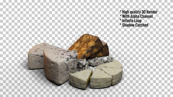Thumbnail for Cheese Rotating - Various Cheese
