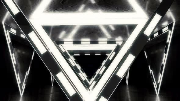 Thumbnail for Dreieck Licht 06 4k