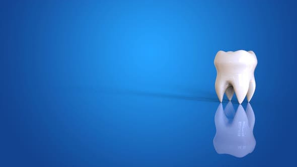 Tooth background