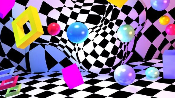 Thumbnail for 3D Visual Illusion World