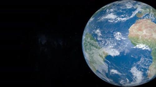 Atlantic Ocean Sea in Planet Earth