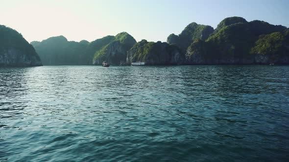 Thumbnail for Panoramic View Of Halong Bay Vietnam