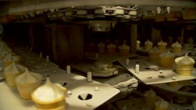 Icecream Automatic Production Line