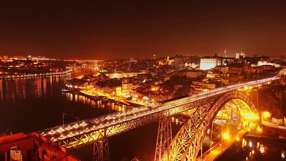 Thumbnail for City Bridge at Night