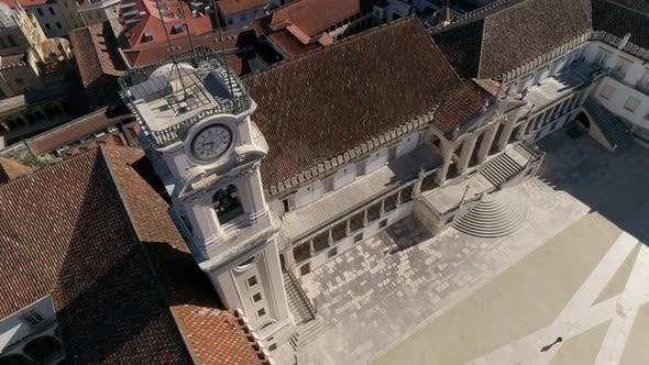 Thumbnail for Tower of University of Coimbra, Portugal