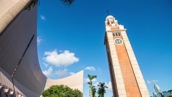 Thumbnail for Hong Kong clock tower
