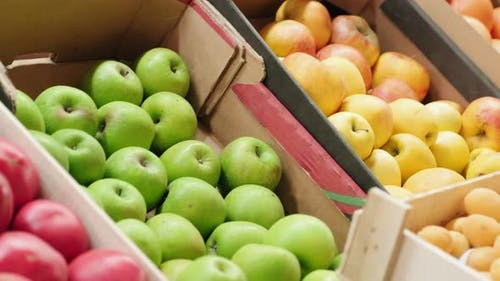 Fresh Produce for Sale