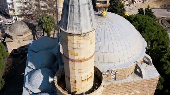 Thumbnail for Mosque And Minarets Aerial View