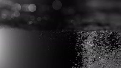 Underwater at Night