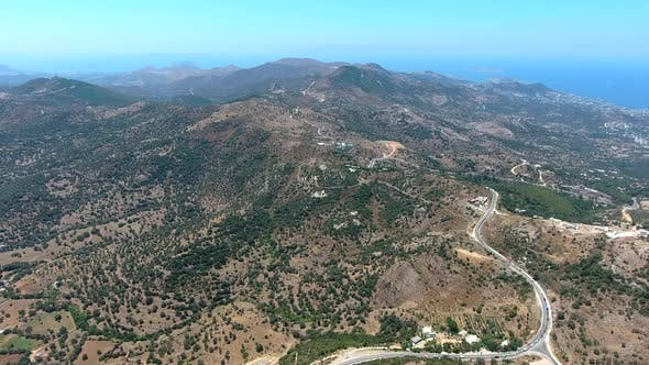 Low Mountains in Mediterranean Geography