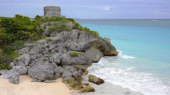 Thumbnail for A Tulum Mexico Mayan Ruins