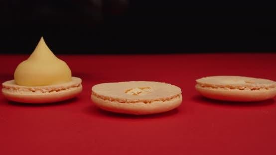 Macaron-Dessert-Rezept