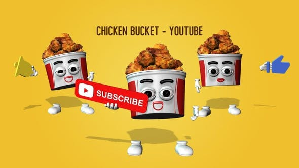 Thumbnail for Chicken Bucket - Youtube