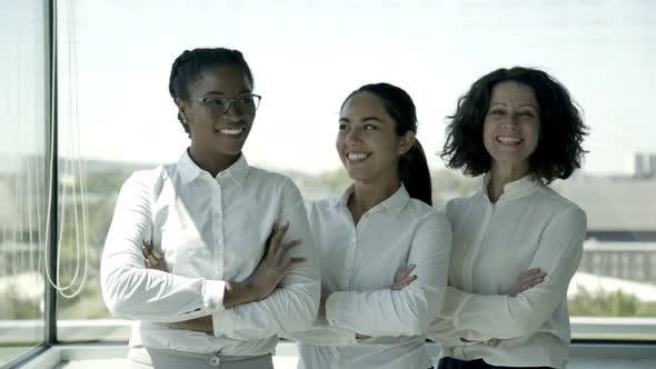 Thumbnail for Happy Multiethnic Businesswomen