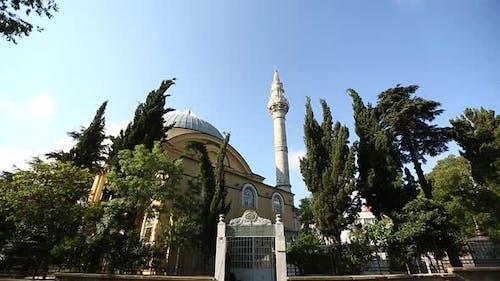 Istanbul Osmanische Altunizade-Moschee