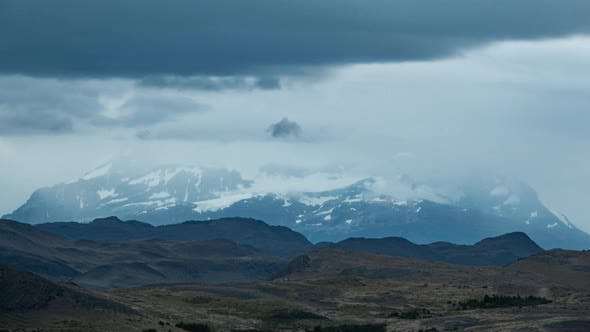 Thumbnail for The Mountains of Torres Del Paine Before the Storm