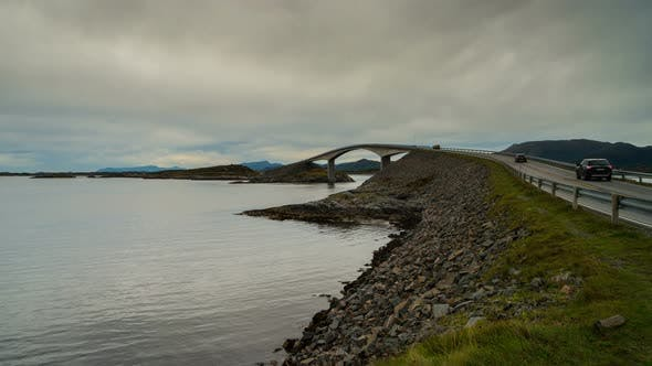 Thumbnail for Near the Atlantic Road, Norway