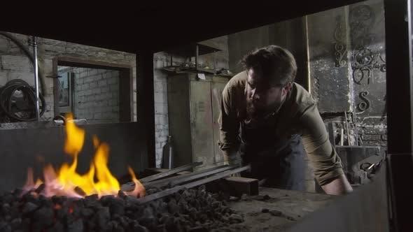 Thumbnail for Artistic Iron Forging