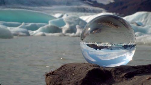 Fjallsarlon Glacier in Iceland