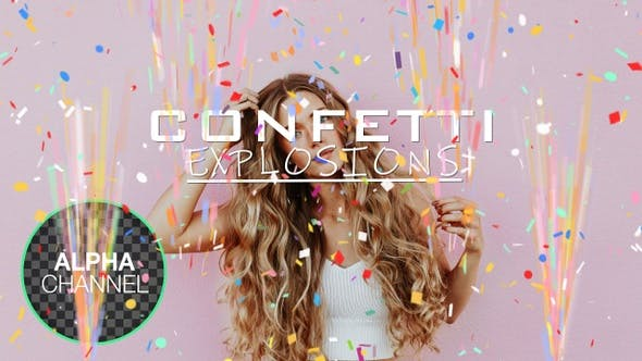 Thumbnail for Confetti Celebrations Pack
