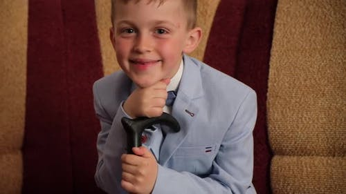 Little Guy in a Suit