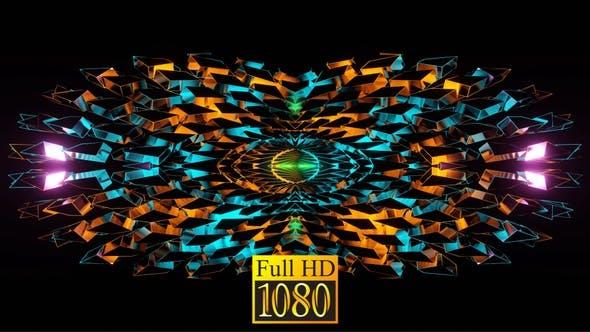 Vj Disco Kaleidoscope Pack HD