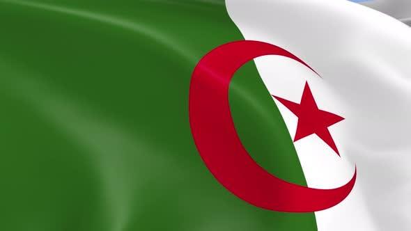 Thumbnail for Algeria Flag