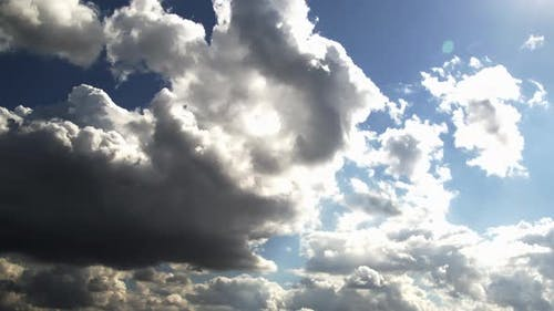Autumn Rain Sky Clouds 3