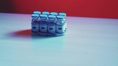 Covid19 Vaccine Manufacture Distribution Vials