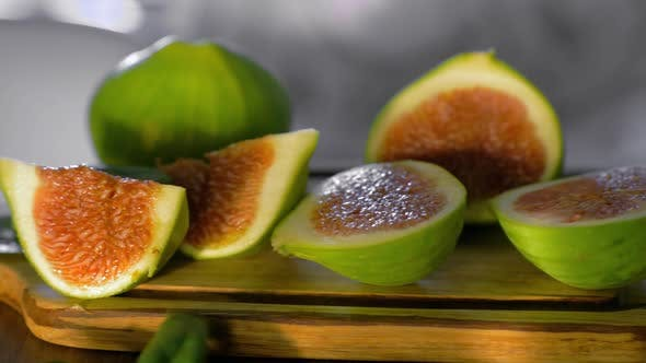 Thumbnail for Green Figs and Basil