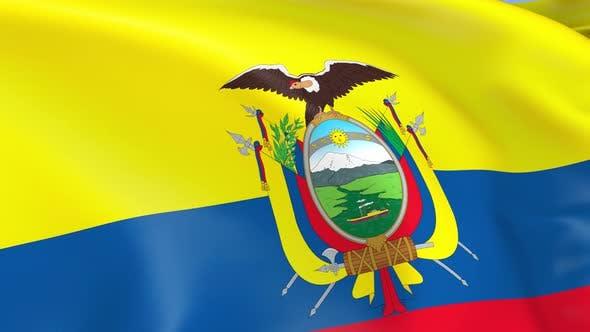 Thumbnail for Ecuador Flag