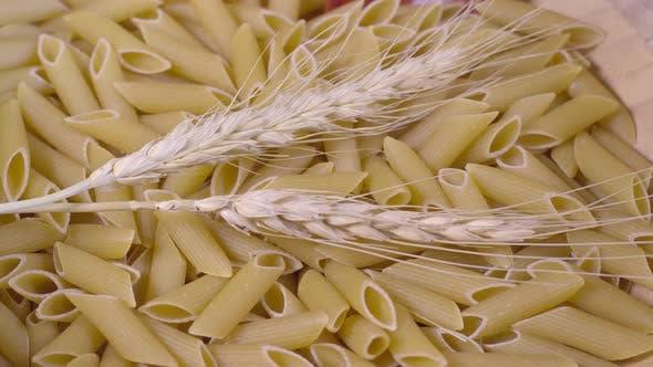 Fresh Vegetarian Italian Raw Food Macaroni Pasta 49