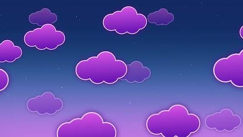 Clouds Cartoon