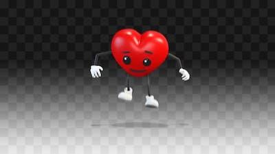 Heart jumping