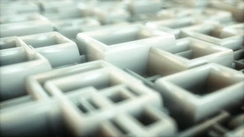 Futuristic Clean Background 4k