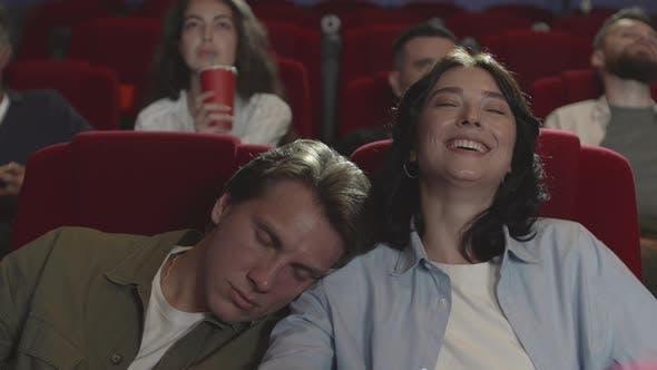 Thumbnail for Man Fell Asleep in the Cinema