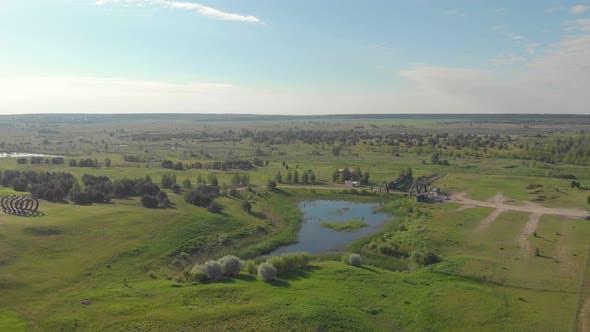 Nature Parkland Landscape