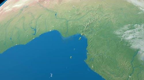 Gulf of Guinea,